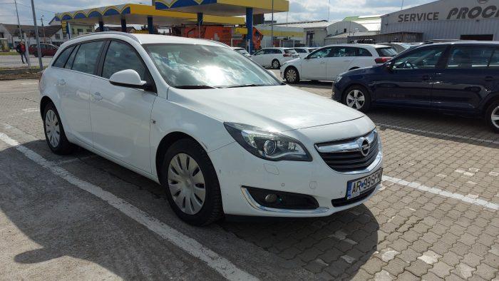 Opel Insignia Second Hand - Model 2.0 CDTI