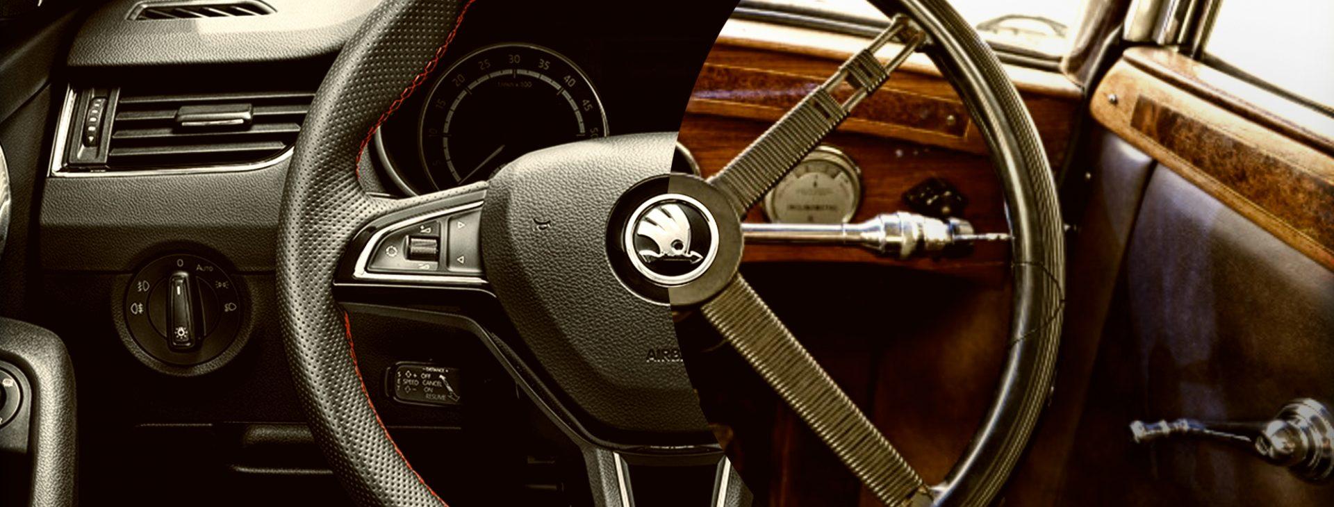 Poziția mâinilor pe volan